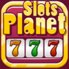Slots Planet — Free Addictive Video Slots Icon